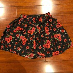 Modcloth rose skirt